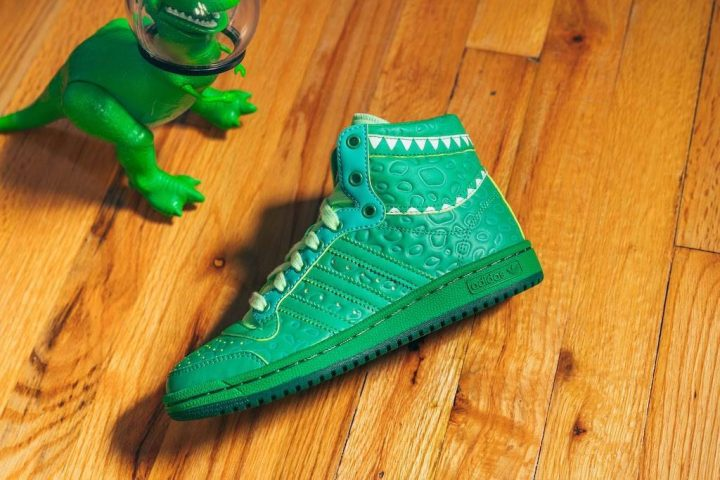 Quand Adidas et Pixar créent des sneakers 4