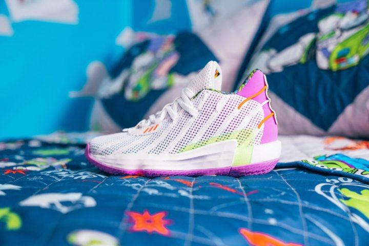 Quand Adidas et Pixar créent des sneakers 5