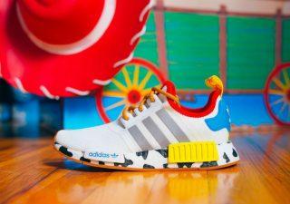Quand Adidas et Pixar créent des sneakers 1