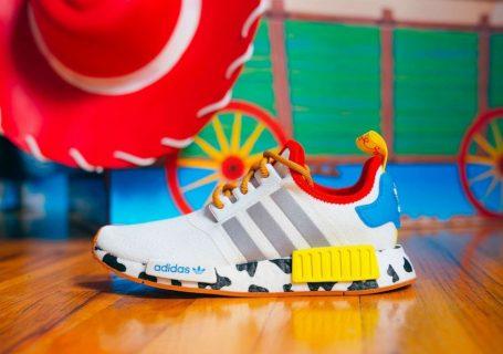 Quand Adidas et Pixar créent des sneakers 12