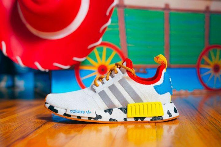 Quand Adidas et Pixar créent des sneakers 7