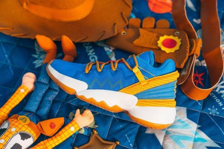 Quand Adidas et Pixar créent des sneakers 8