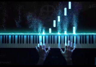 Star Wars - La marche impériale au piano en hommage à david Prowse 1