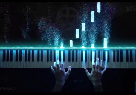 Star Wars - La marche impériale au piano en hommage à david Prowse 9