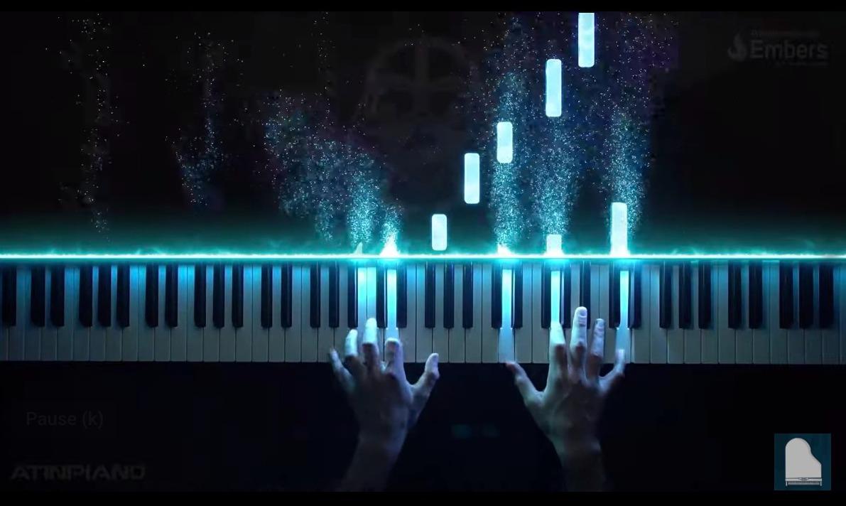 Star Wars – La marche impériale au piano en hommage à david Prowse