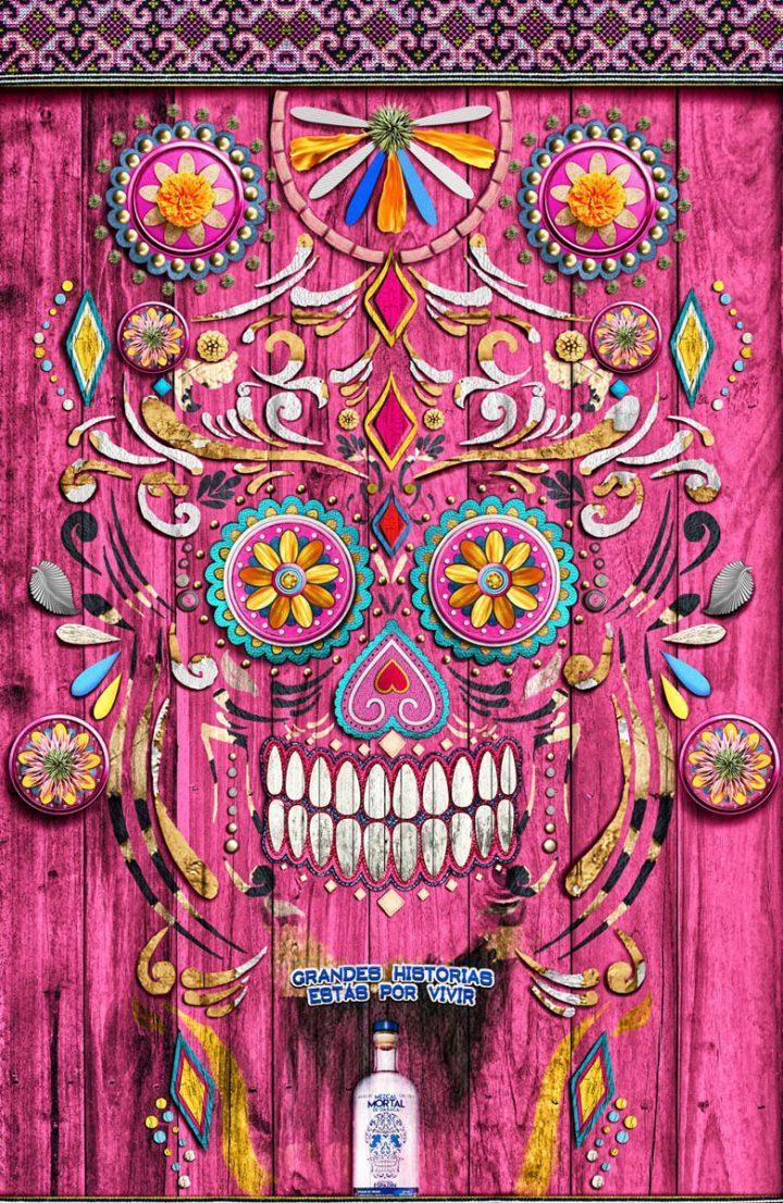 Inspiration et graphisme d'affiches de pub de octobre 2020 19