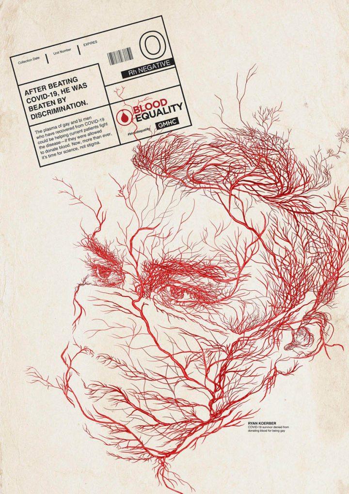 Inspiration et graphisme d'affiches de pub de octobre 2020 59