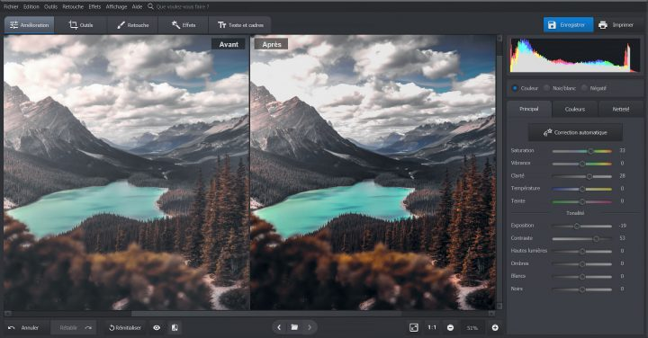 Concours : Gagnez le logiciel de retouche photo PhotoWorks 2
