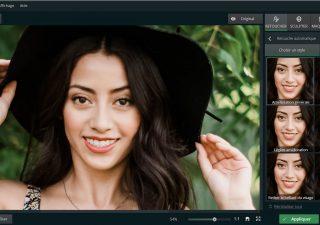 PhotoDiva – Logiciel de retouche des photos du visage gratuit