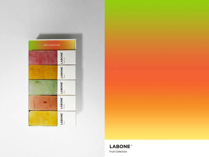 Idée Pantone d'une marque de Savon, et c'est trop beau 2