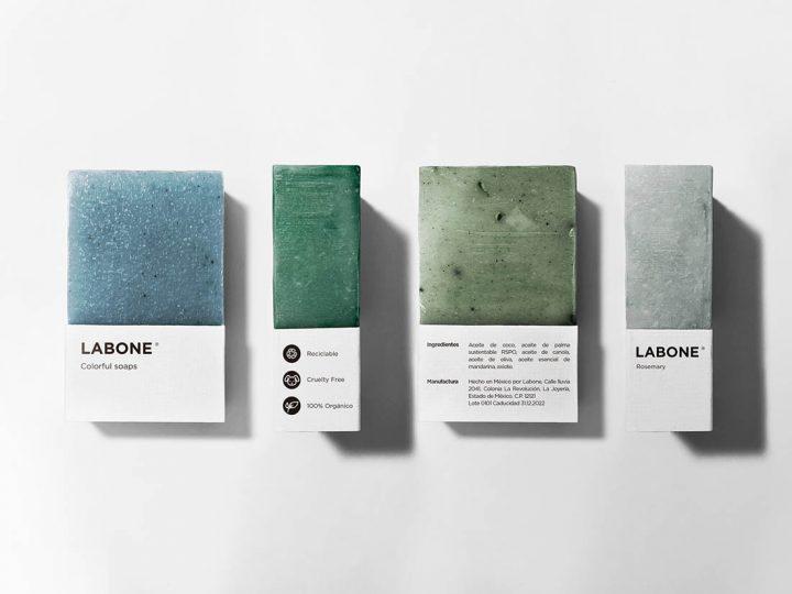 Idée Pantone d'une marque de Savon, et c'est trop beau 3