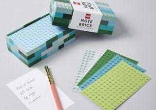Cahier de note LEGO Note Bricks 3