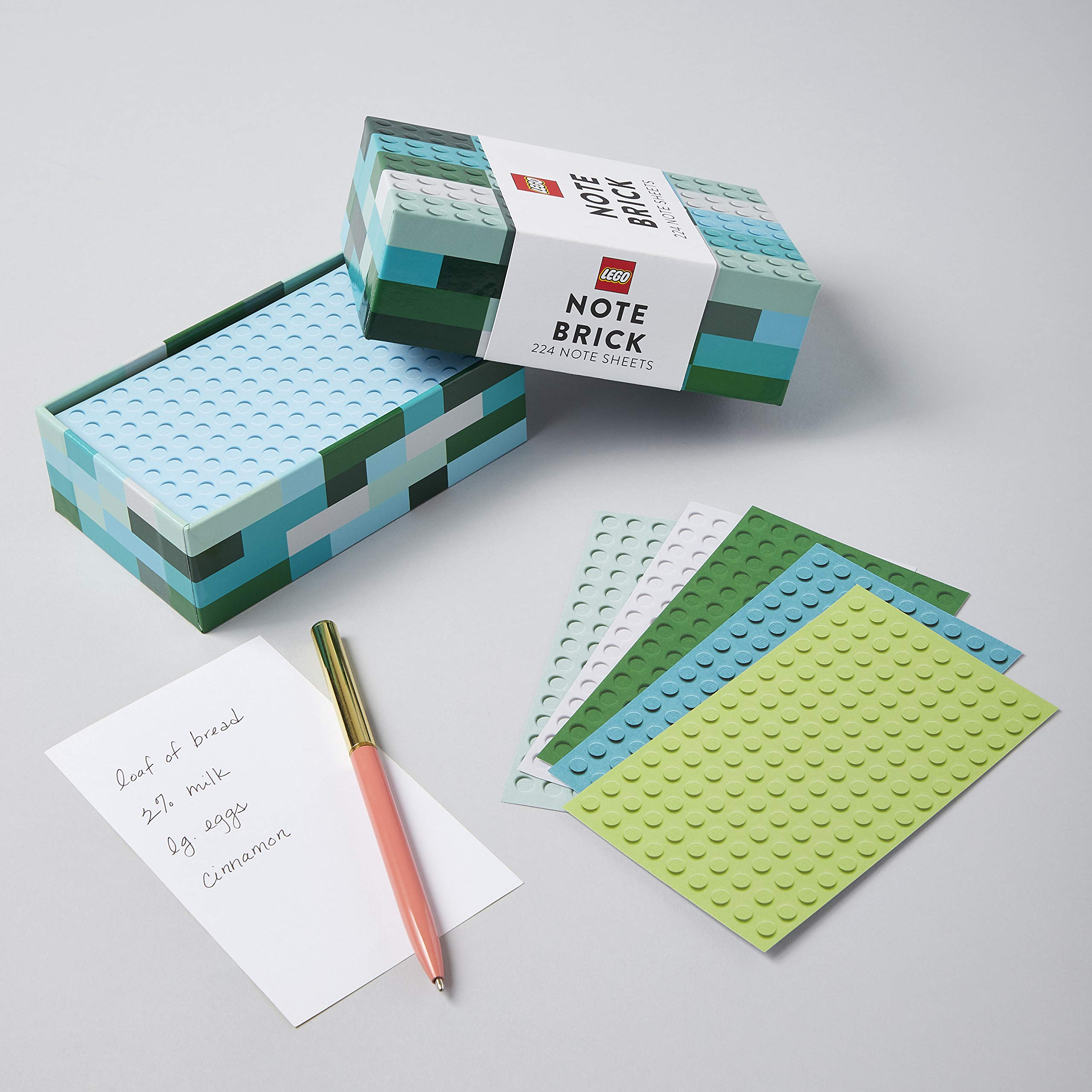 Cahier de note LEGO Note Bricks 4