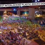 Guinness World Records de la plus grande construction LEGO