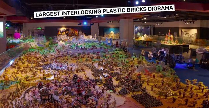 Guinness World Records de la plus grande construction LEGO 3