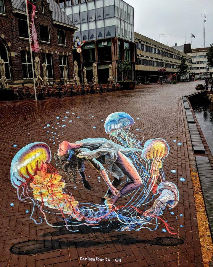 Du streetart qui rend la rue magnifique 2
