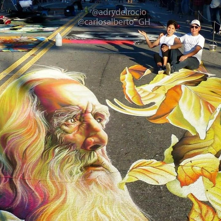 Du streetart qui rend la rue magnifique 38
