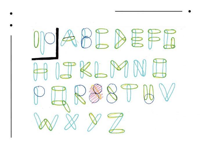 Typographie modulaire : Chouette travail à découvrir 5
