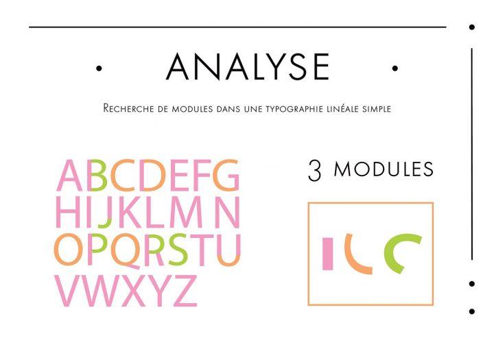 Typographie modulaire : Chouette travail à découvrir 4
