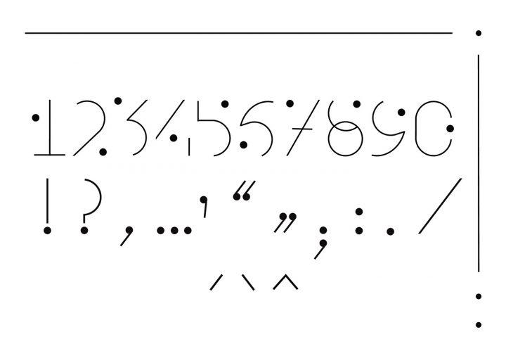 Typographie modulaire : Chouette travail à découvrir 18