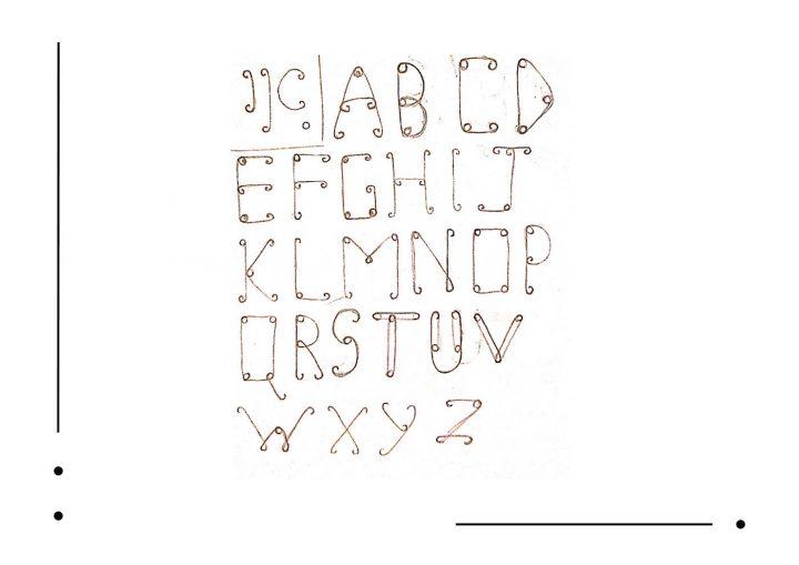 Typographie modulaire : Chouette travail à découvrir 9