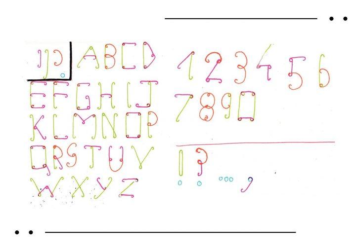 Typographie modulaire : Chouette travail à découvrir 8