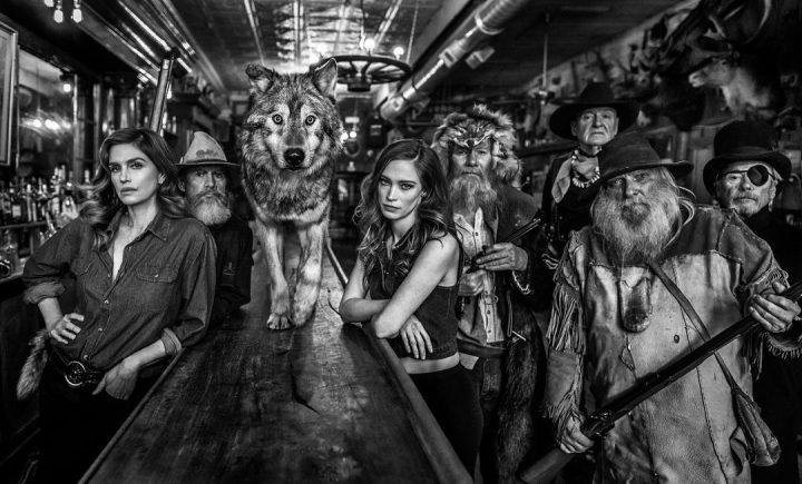 Les superbes photos noir & blanc de David Yarrow 27