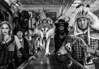 Les superbes photos noir & blanc de David Yarrow 1