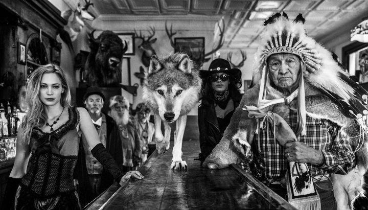 Les superbes photos noir & blanc de David Yarrow 28