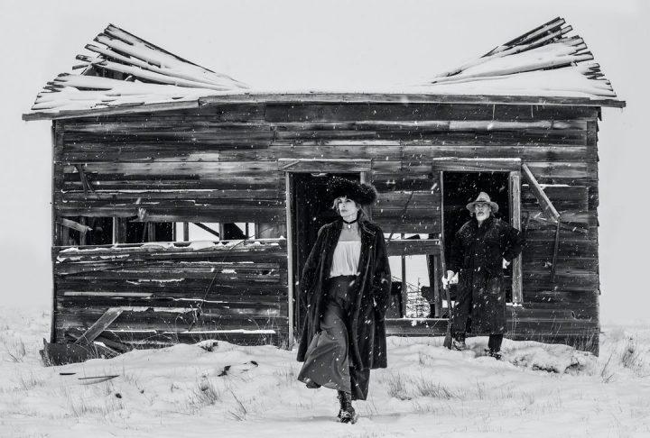 Les superbes photos noir & blanc de David Yarrow 34