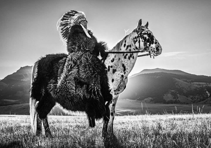 Les superbes photos noir & blanc de David Yarrow 38