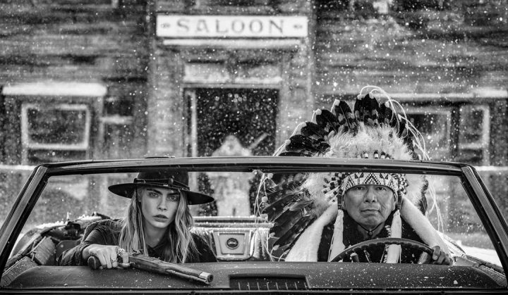 Les superbes photos noir & blanc de David Yarrow 41
