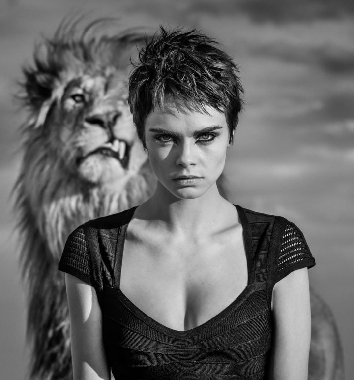 Les superbes photos noir & blanc de David Yarrow 6