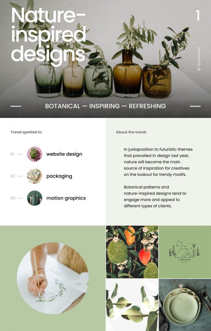 7 tendances pour le Graphisme & Design de 2021 3