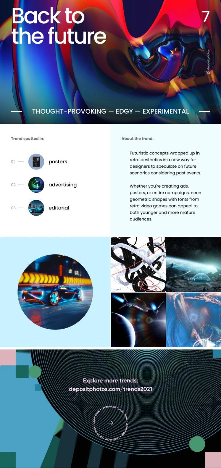 7 tendances pour le Graphisme & Design de 2021 9