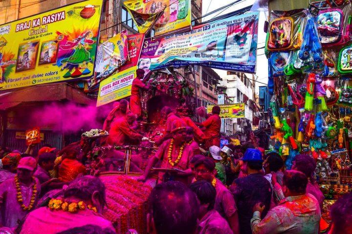 Holi festival 2021, le festival des couleurs 5