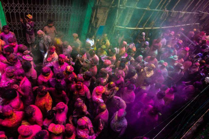 Holi festival 2021, le festival des couleurs 7