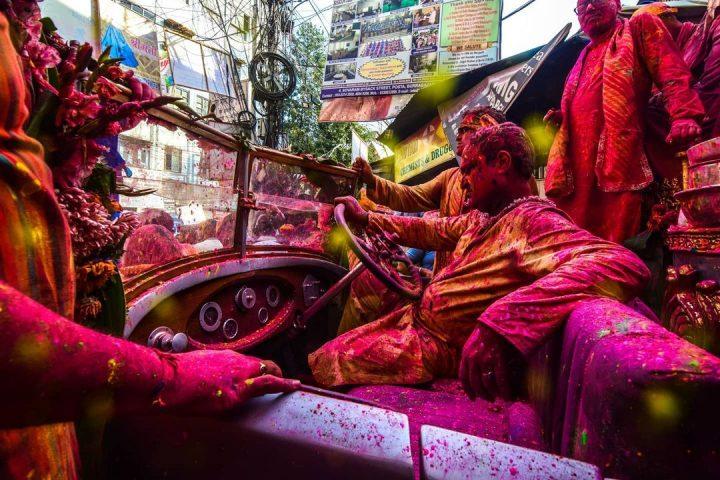 Holi festival 2021, le festival des couleurs 10