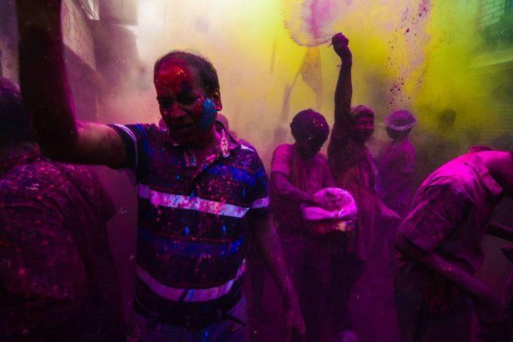 Holi festival 2021, le festival des couleurs 11