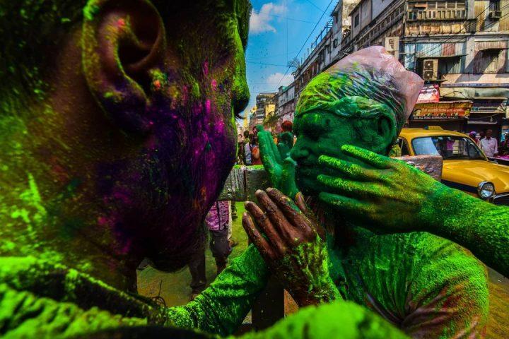 Holi festival 2021, le festival des couleurs 14