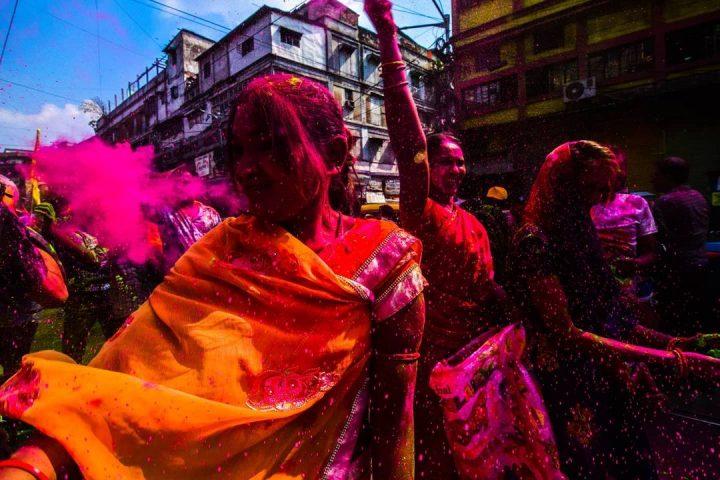 Holi festival 2021, le festival des couleurs 16