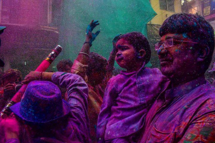 Holi festival 2021, le festival des couleurs 17