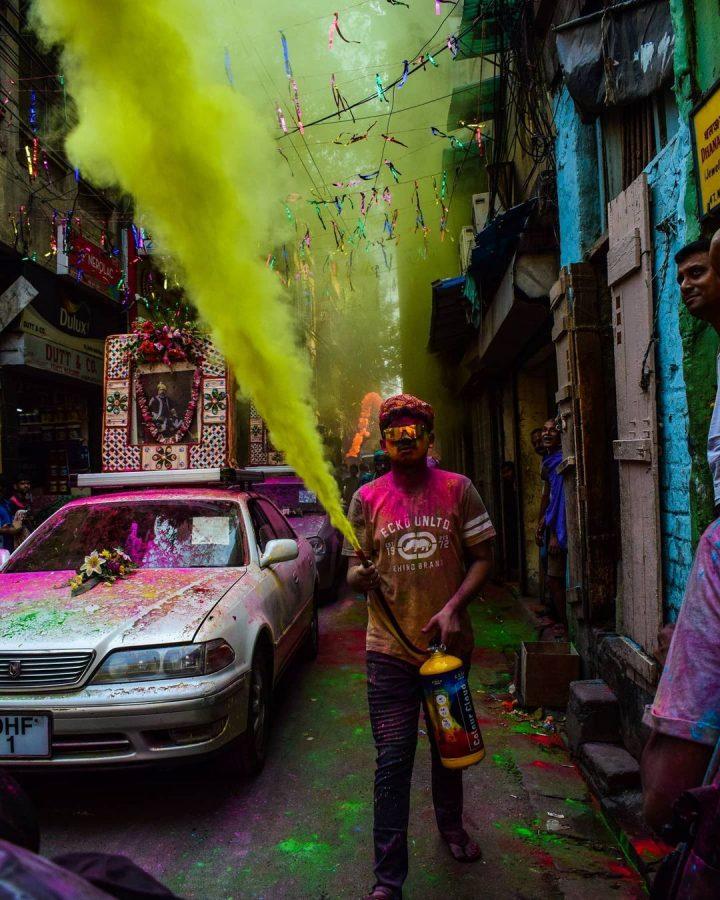 Holi festival 2021, le festival des couleurs 18