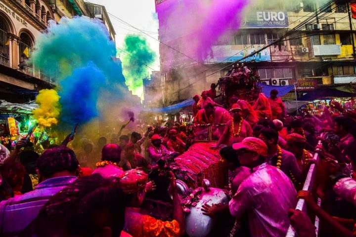 Holi festival 2021, le festival des couleurs 19