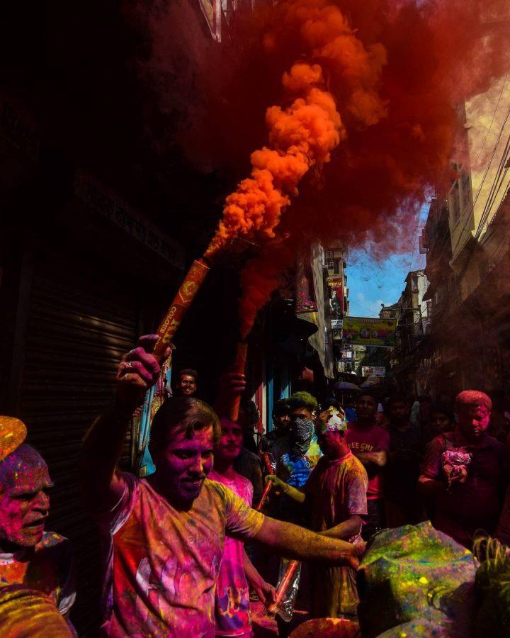 Holi festival 2021, le festival des couleurs 22
