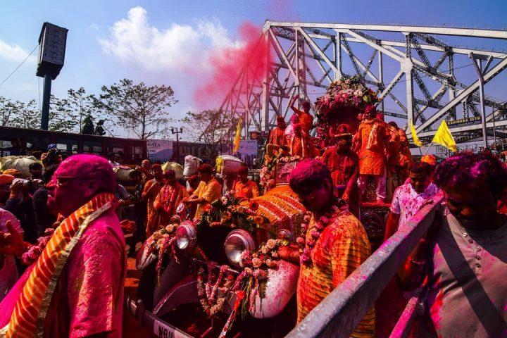 Holi festival 2021, le festival des couleurs 2