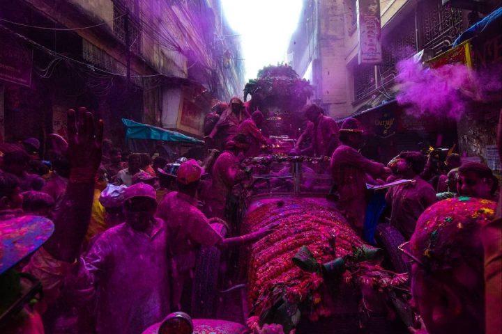 Holi festival 2021, le festival des couleurs 3