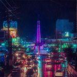 Superbes photos Cyberpunk de Manille aux Philippines