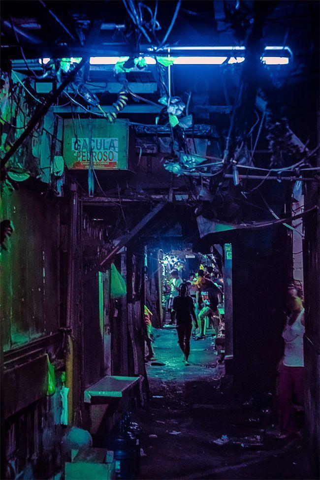 Superbes photos Cyberpunk de Manille aux Philippines 23