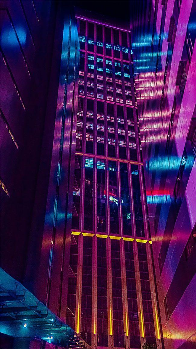 Superbes photos Cyberpunk de Manille aux Philippines 3